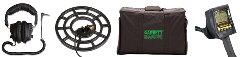 détecteur de métaux Garrett GTI 2500 Pro Package
