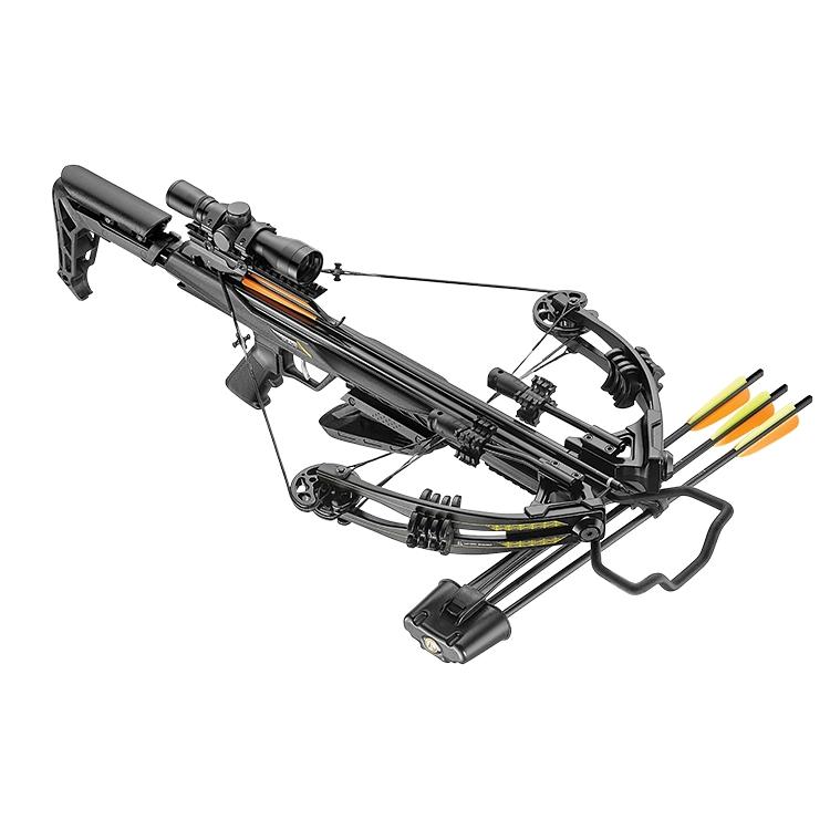 Arbalete à poulie EK archery blade noir