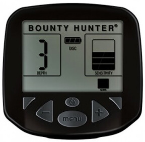 Detecteur de metaux bounty hunter gold - Teknetics Alpha 2000.