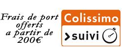 frais de port offert a partir de 200€ par colissimo sur scanne-sud.com