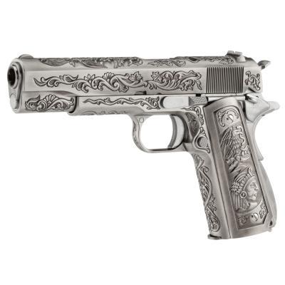 Colt 1911 chrome