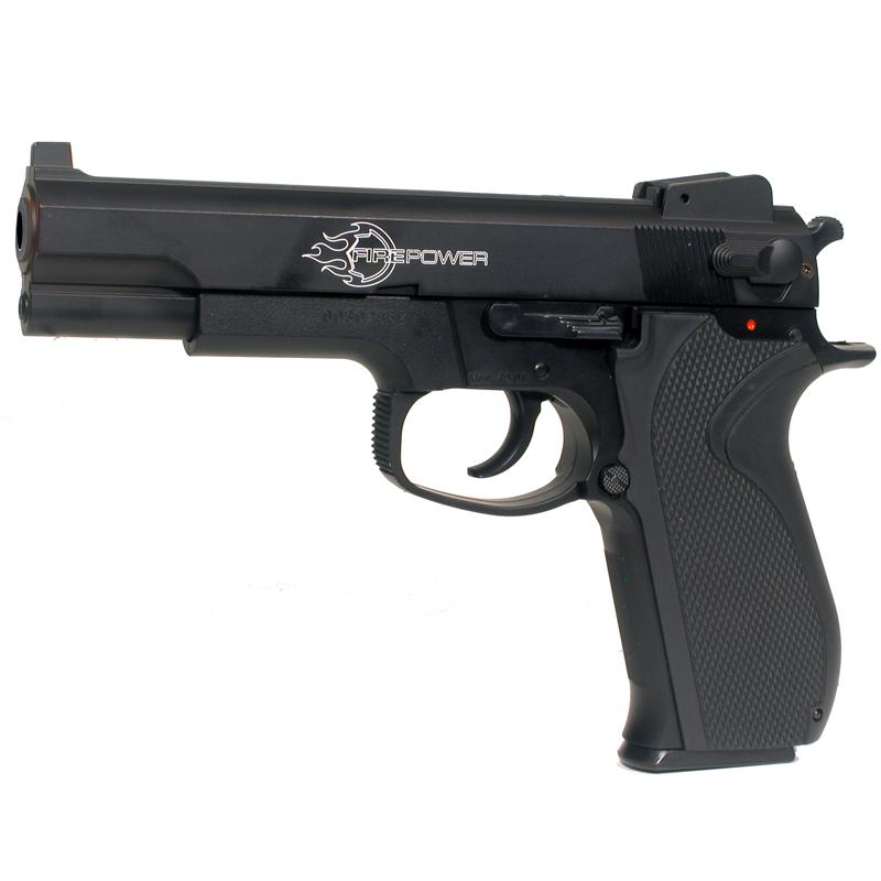 Firepower pistol