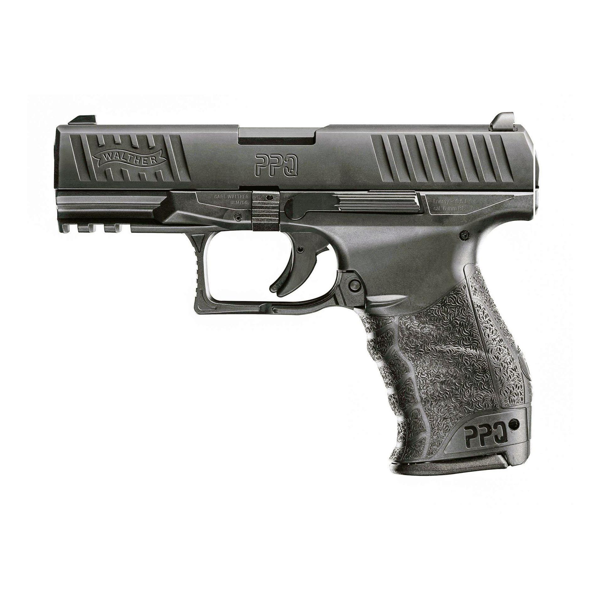 Replique Walther PPQ Noir
