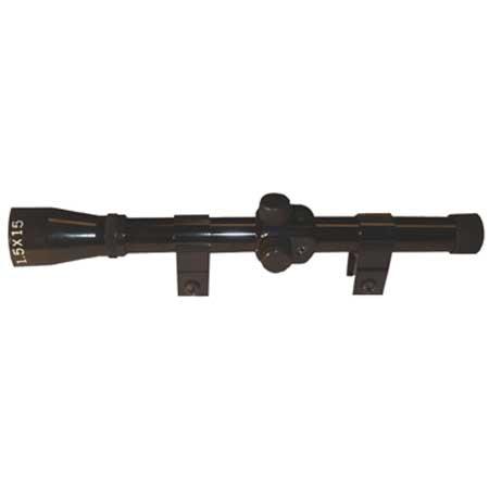 Lunette Pistolscope 1.5x15 pour pistolet arbalète